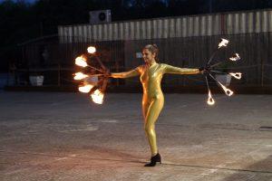 Fire Artist 2