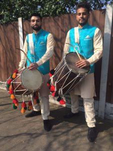RMb Dhol duo 2017
