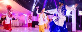 Bhangra Dancers - Traditional Bhangra Dance