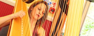 Bombay Harp - Bollywood Harpist